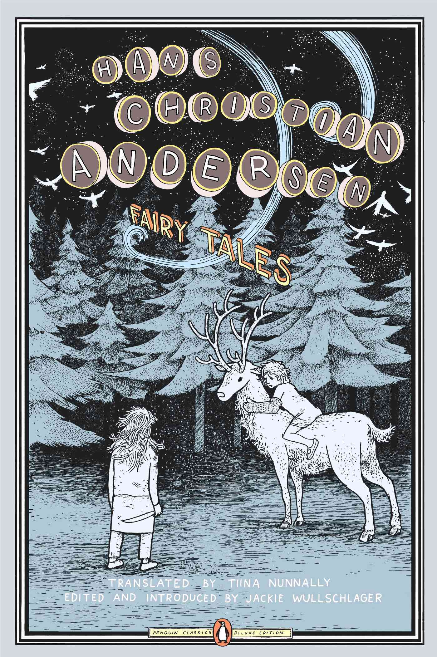Fairy Tales By Andersen, Hans Christian/ Nunnally, Tiina/ Wullschlager, Jackie