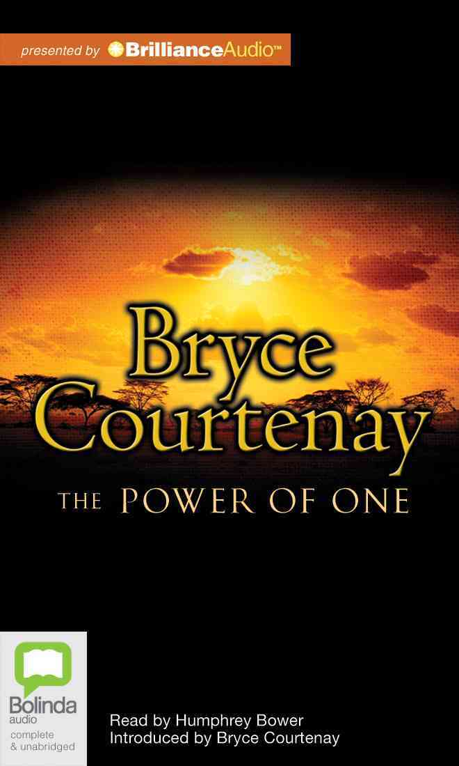 [CD] The Power of One By Courtenay, Bryce/ Bower, Humphrey (NRT)